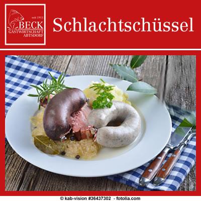 Schlachtschuessel_in_der_Gastwirtschaft_BECK_Abtsdorf_2016_04